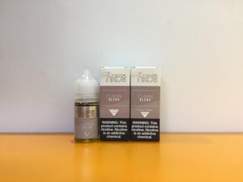 CUBAN BLEND 30мл by NAKED 100 salt