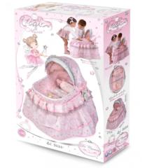 DeCuevas Кроватка для куклы с козырьком серии Мария, 46см (51134)