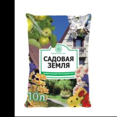 """Грунт """"Садовая земля"""" (10 л)"""