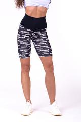 Женские велосипедки Nebbia x Seaqual biker shorts ECO 771