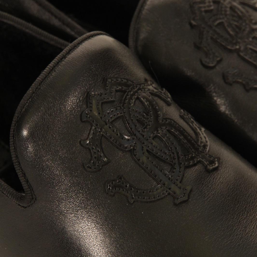 Туфли утепленные ROBERTO CAVALLI