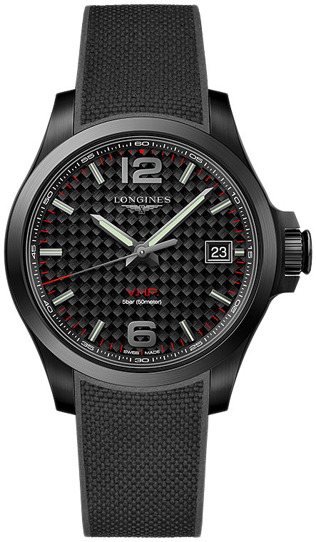 The Longines Conquest V.H.P.