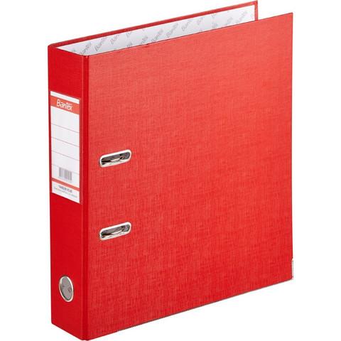 Папка с арочн.мех.BANTEX ECONOMY PLUS, 1446-09, 80мм, красный