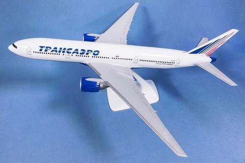Модель самолета Boeing 777-200 (М1:144, Transaero)