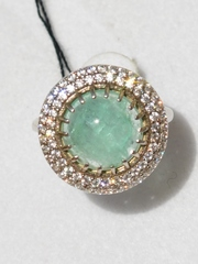 Эмили  (кольцо из серебра)