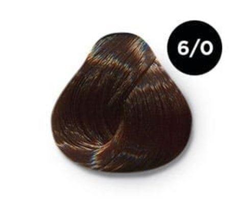 Ollin Silk Touch Безаммиачный стойкий краситель 6/0, 60 мл