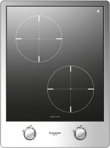 Индукционная варочная панель (домино) Fulgor Milano CPH  402 ID  X
