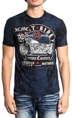 Футболка Xtreme Couture от Affliction OUTLAW RIDERS