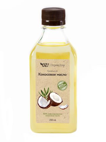 Кокосовое масло 100 % original oil OrganicZone