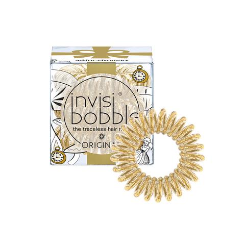 Резинка-браслет для волос invisibobble ORIGINAL Golden Adventure