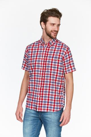 Рубашка мужская  M612-17D-05CR