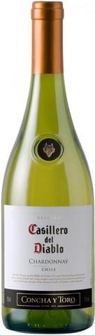 Вино Casillero del Diablo Chardonnay Reserva, 0.75 л