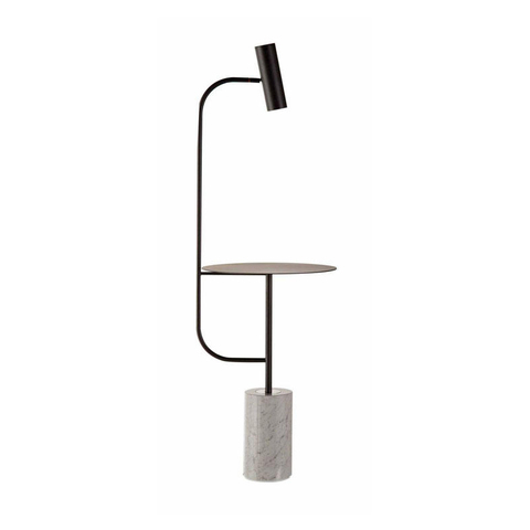 Напольный светильник Tab by Light Room (черный)