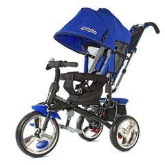 Велосипед Moby Kids Comfort Maxi 968SL12/10Blue
