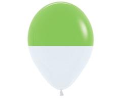 Шар Биколор (Зеленый)