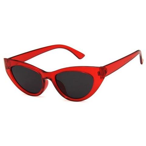 Солнцезащитные очки 97019003s Красный - фото
