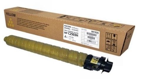 Картридж Ricoh MPC2503H Y 841926 желтый