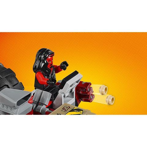 LEGO Super Heroes: Халк против Красного Халка 76078 — Hulk vs. Red Hulk — Лего Супергерои Марвел