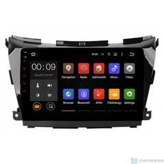 Штатная магнитола 4G/LTE Nissan Murano III Android 7.1.1 Parafar PF979