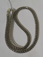 Фараон 0,8 см. (серебряная цепочка)