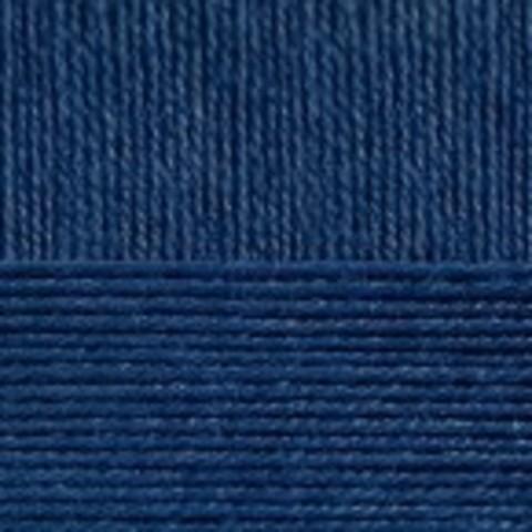 Купить Пряжа Пехорка Кроссбред Бразилии Код цвета 571-Синий | Интернет-магазин пряжи «Пряха»