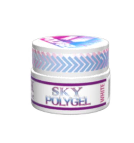 Sky Polygel  белый 7мл
