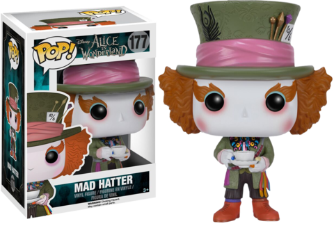 Фигурка Funko Pop! Disney: Alice in Wonderland - Mad Hatter