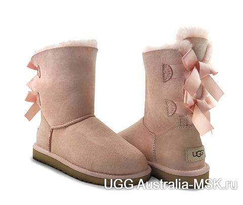 UGG Bailey Bow II Pink