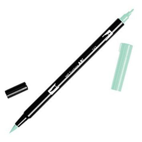 Маркер с двумя наконечниками Tombow Dual Brush Marker- Цвет 243 Mint