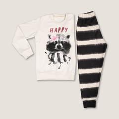 Детская женская пижама E20K-14P101