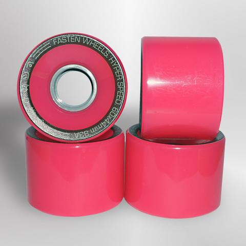 Колёса FASTEN Hyperspeed 83A (Pink)