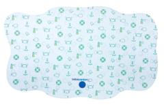 Bebe Confort. Коврик для купания с термоиндикатором, 70*45 см, белый