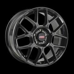 Диск колесный BBS XR 8.5x19 5x112 ET44 CB82.0 glossy black