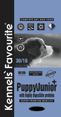 Корм для крупных щенков Kennels' Favourite Puppy & Junior+