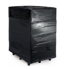 Стрейч-плёнка чёрная, 1,2 кг./500 мм.