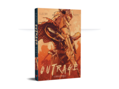 Infinity - Outrage Limited Edition (ENG)