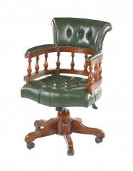 Кресло офисное CHO-001 (MK-2404-NM) Итальянский орех