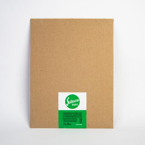Бумага Silberra Baryt (для цианотипии), 10 листов