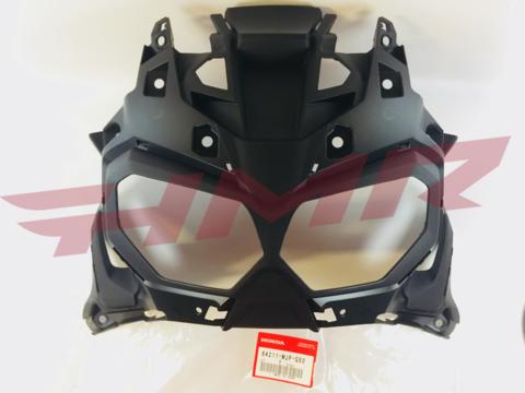 Пластик передний под фару черный (морда) CRF1000L 64211-MJP-G50