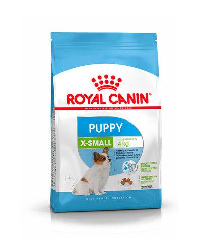 Royal Canin Puppy X-Small сухой корм для щенков миниатюрных размеров 1,5 кг