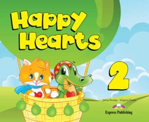 happy hearts 2 student's book - учебник