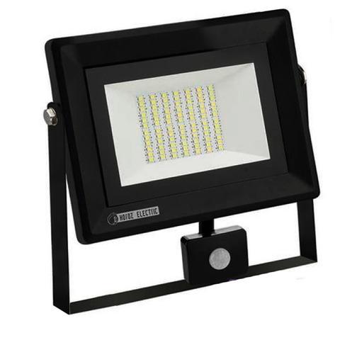 Светодиодный прожектор Horoz Electric - PARS/S - 100 6400K Черный.