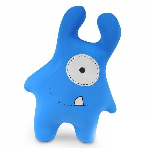 Подушка-игрушка «Монстрик синий»-2