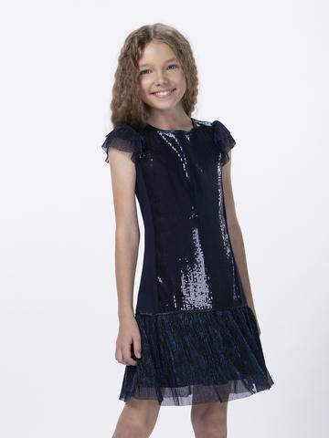 Нарядное платье для девочки (арт.29043)