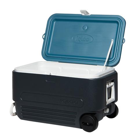 Изотермический контейнер (термобокс) Igloo Maxcold 60 Roller Jet (термоконтейнер, 56 л.)
