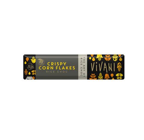 Vivani, Шоколад с хрустящими кукурузными хлопьями 35 г
