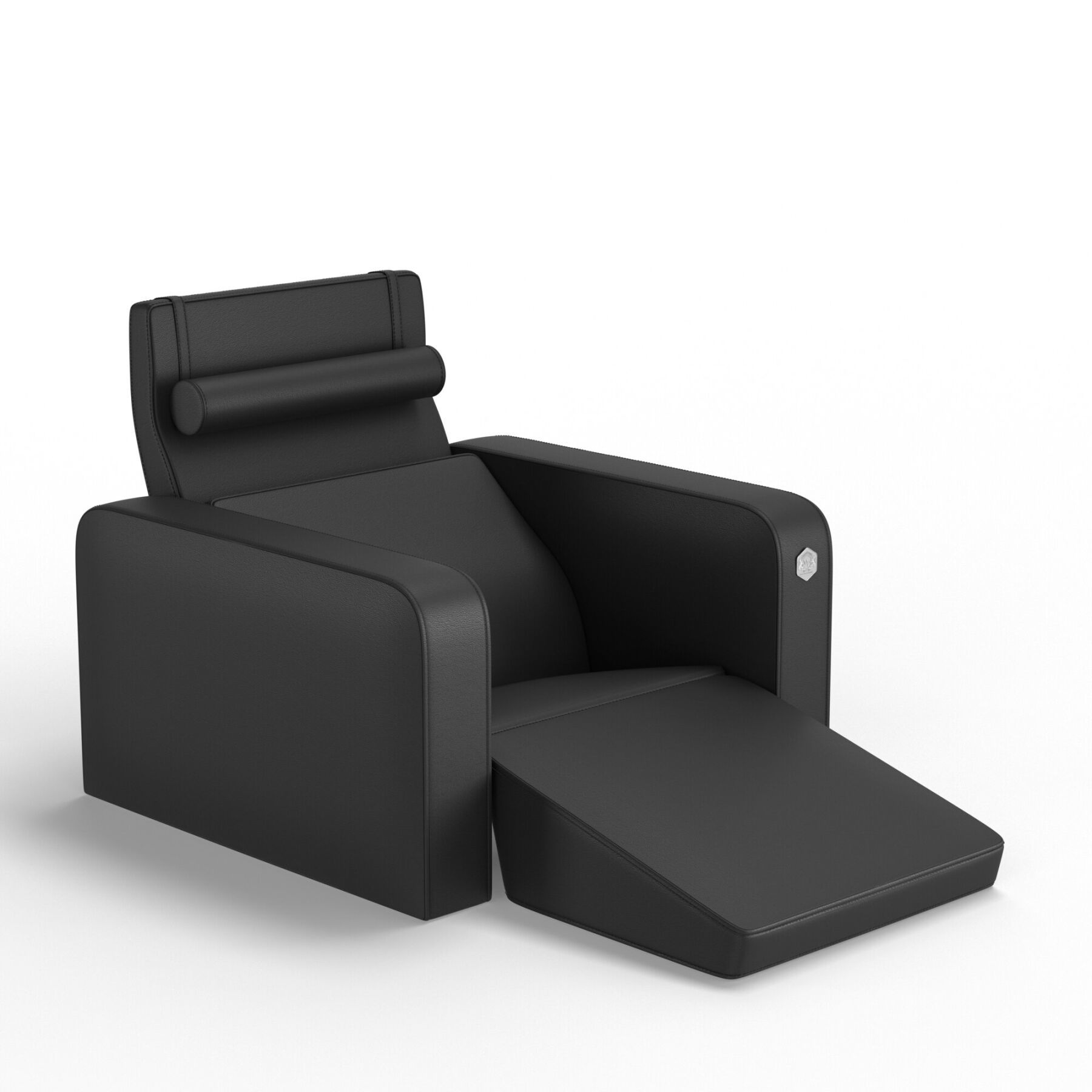 Мягкое кресло KULIK SYSTEM PLEASURE Кожа Целый