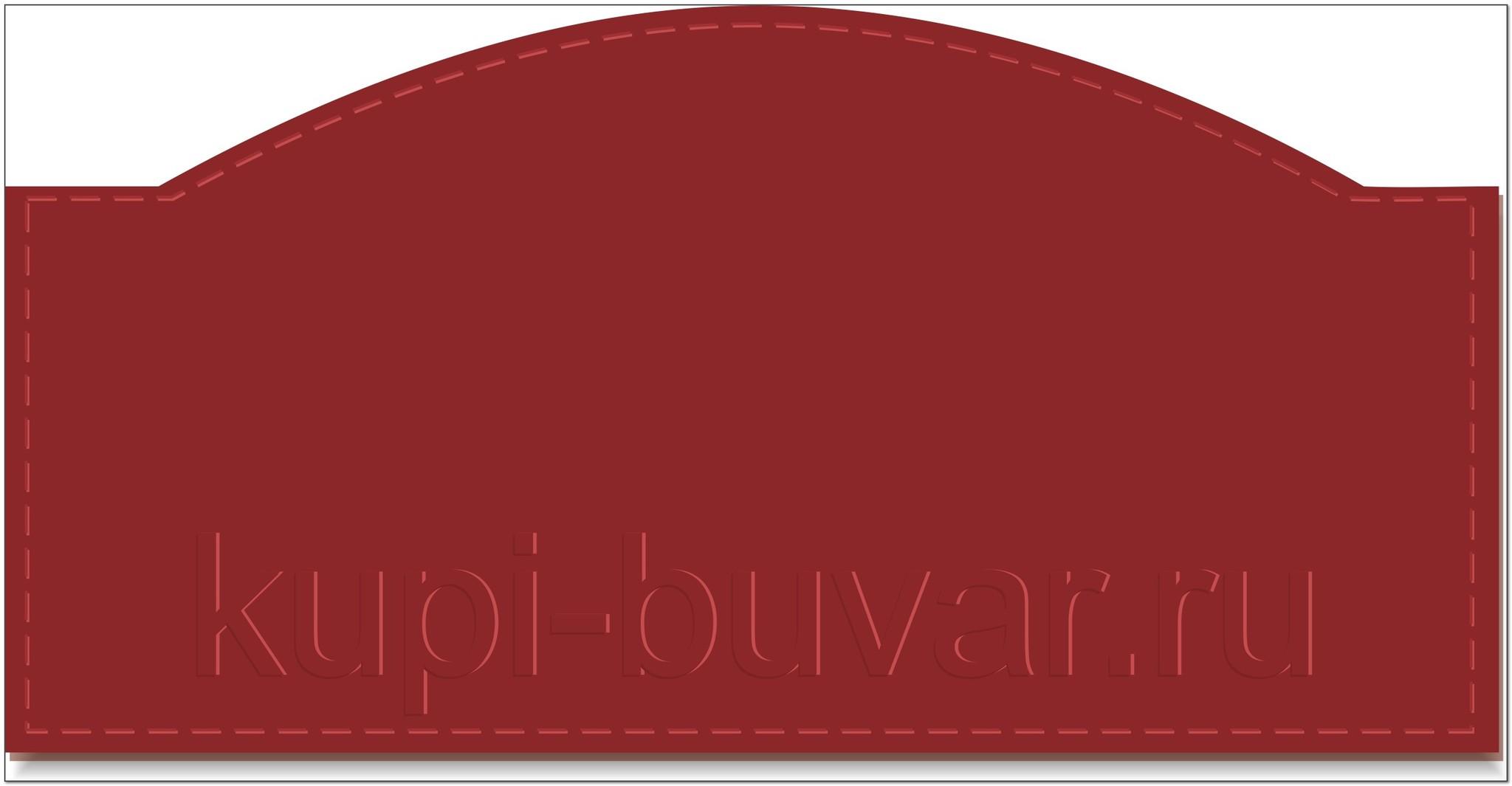 кожаный бювар - подложка на стол Милан-10