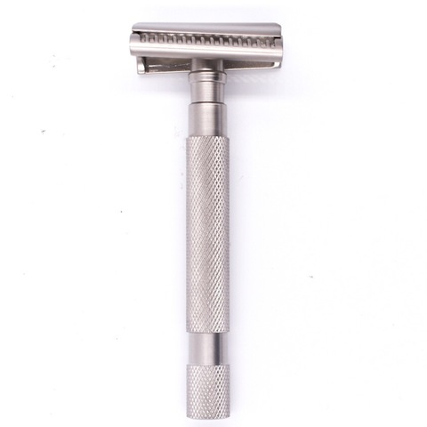 Станок для бритья Parker Слант 55SL-SC SEMI-SLANT сатин