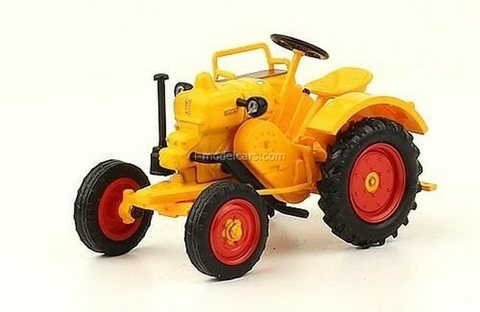 Tractor Allgaier R18 1949 1:43 Hachette #116